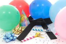 Martial Arts Birthday Parties in Barwell, Near Earl Shilton, Burbage and Hinckley