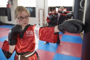 Vital Martial Arts - Sport Karate, Freestyle Kickboxing & Self Defence